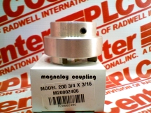 MAGNALOY COUPLINGS M200-02406