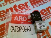 ARO FLUID POWER CAT33P-024-D
