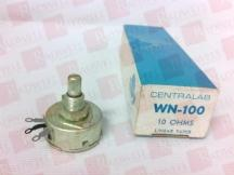 CENTRALAB WN-100