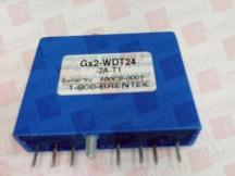BRENTEK GX2-WDT24-2A-T1