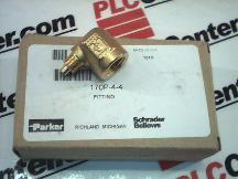 PARKER FLUID CONNECTORS 170P-4-4