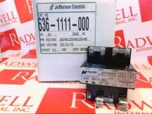 JEFFERSON ELECTRIC 6361111000