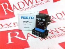 FESTO ELECTRIC MEH-3-M5