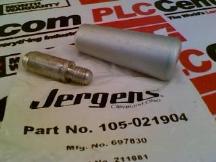 JERGENS 105-021904