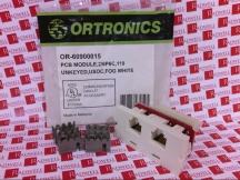 ORTRONICS INC OR-60900015