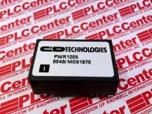 C&D TECHNOLOGIES PWR1205