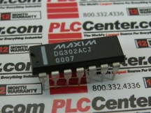 MAXIM INTEGRATED PRODUCTS DG302ACJ