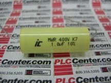 IC ILLINOIS CAPACITOR 105MWR400K