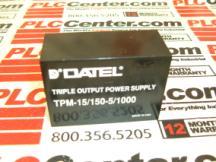 DATEL TPM15/150-5/1000
