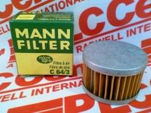MANN FILTER C-64/3