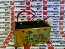 SJ CONTROLS SDS-102-432