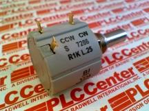 BI TECHNOLOGIES 7286-R-1K-L.25