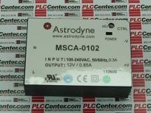 ASTRODYNE MSCA-0102