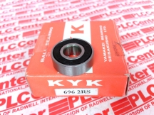 KYK CORPORATION CO 696-2RS