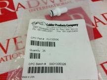 CPC INTELLIGENT FLUID COUPLING PLC-22006