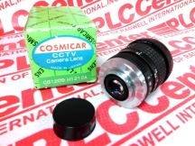 COSMICAR LENS C61209-H1212A