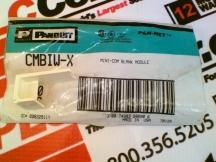 PANDUIT CMBIW-X