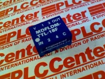 COMPONENT ENGINEERING COMPANY MDFLDM-TTL-18F