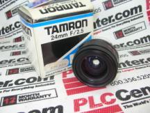 TAMRON LENS 24MM-F/2.5