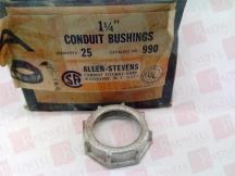 ALLEN-STEVENS CONDUIT 990