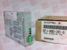 TOTAL CONTROL PRODUCTS QPJ-ABD-201-G