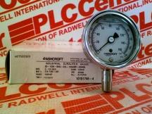 ASHCROFT 25-1009SWL-02L-160