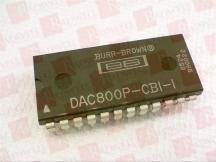 BURR BROWN DAC800P-CBI-I