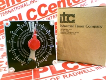 INDUSTRIAL TIMER CO H-15SEC