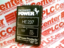PACKAGED POWER HE237