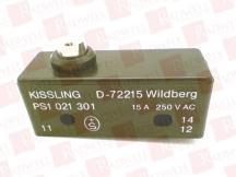 KISSLING PS1-021-301