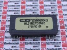 C&D TECHNOLOGIES HL012R24D05ZC
