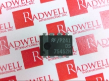 NATIONAL SEMICONDUCTOR DS75452N