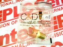 C&D VALVE M5/8