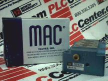 MAC VALVES INC HB-A1A-B