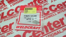 WELDCRAFT 2304-0138