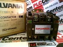 SYLVANIA T77U011-76