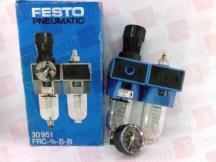 FESTO ELECTRIC FRC-3/8-S-B