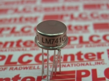 NATIONAL SEMICONDUCTOR LM741CH