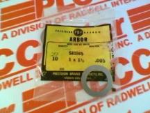 PRECISION BRAND 698158-1X1-1/2X.005