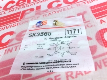 THOMAS ELECTRONICS SK3565