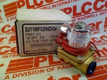 GC VALVES S211WF02N5DG4