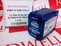 RK ELECTRONICS CAB-115-2