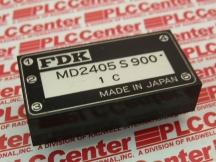 FDK AMERICA MD2405S900
