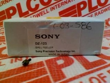 SONY PRECISION TECHNOLOGIES DZ-123