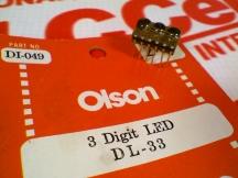 OLSON ELECTRIC DI-049