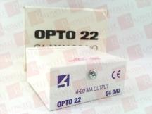 OPTO 22 G4-DA3