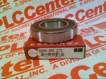 CONSOLIDATED BEARING 6209-2RS-C3