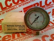 MCDANIEL CONTROLS KG-GF