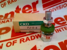 CKD CORP FJ-0-8