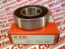 KYK CORPORATION CO 6003-2RSC3PRX